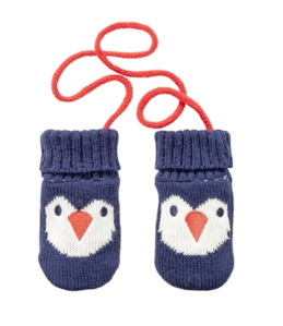 Penguin mittens