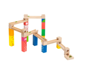 This marble run is going to be a hit at Christmas