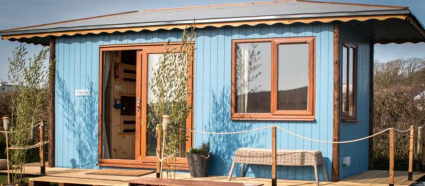 Our Tiki Lodge